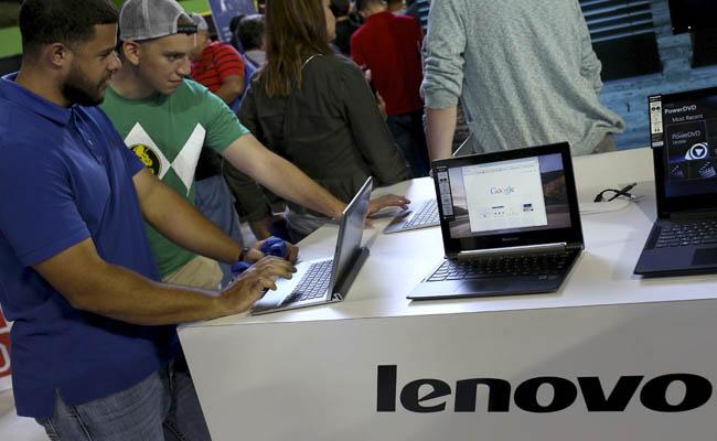 Los portátiles Lenovo en el centro de la polémica