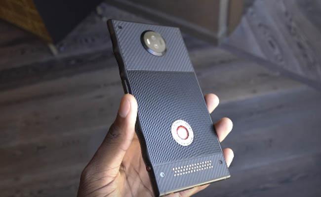 Prototipo del smartphone RED