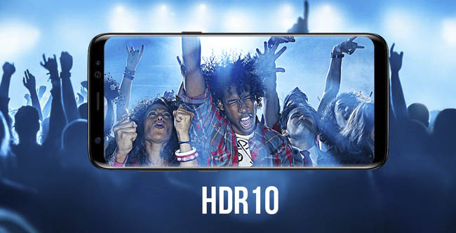 YouTube HDR en dispositivos Samsung