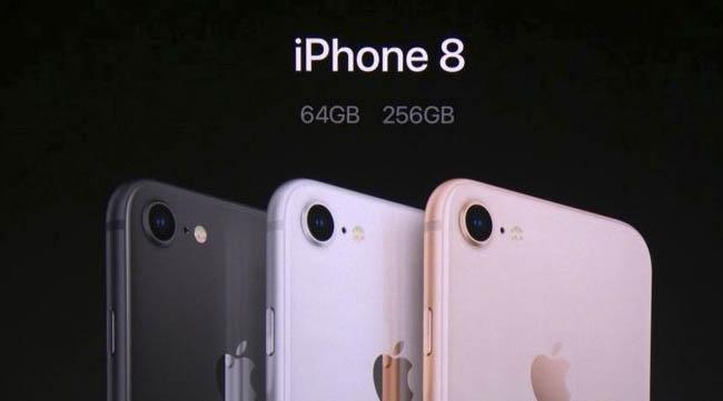 Nuevo iPhone 8 de Apple