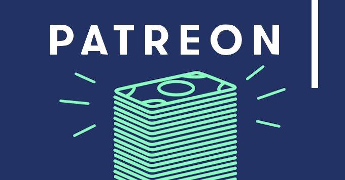 Patreon recibe una valoración de 450 millones de dólares