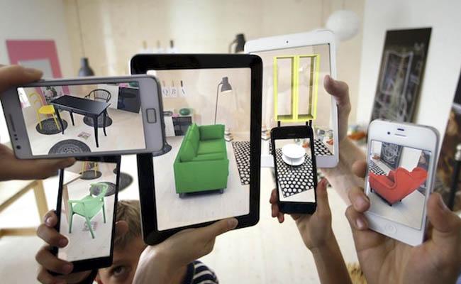 La app de IKEA te facilita la decoración