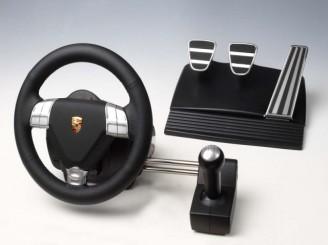 Volante Porsche para PlayStation 3 y PC