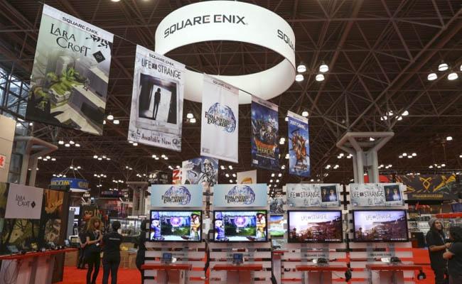 Square Enix es la gran responsable del proyecto