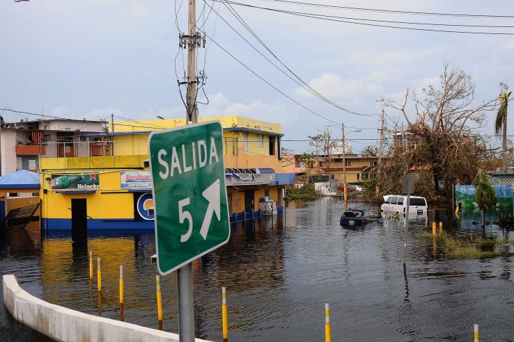 Alphabet quiere ofrecer conexión a Internet en Puerto Rico con Project Loon
