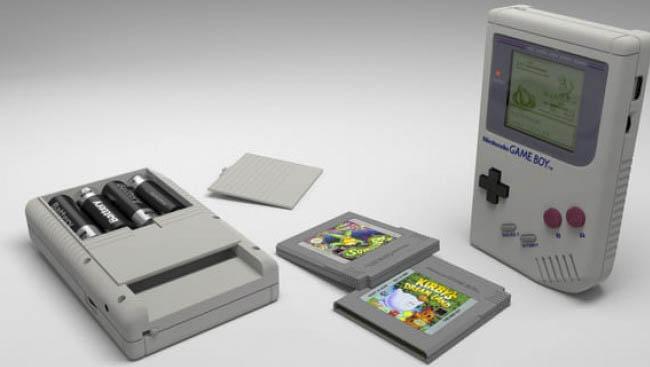 Vuelve la Game Boy
