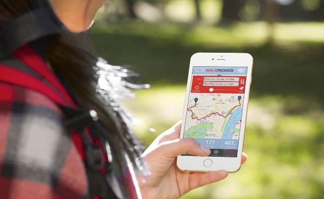 Google Maps, nuevo aliado para quemar calorías