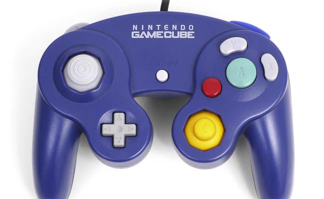 El viejo conocido mando de GameCube
