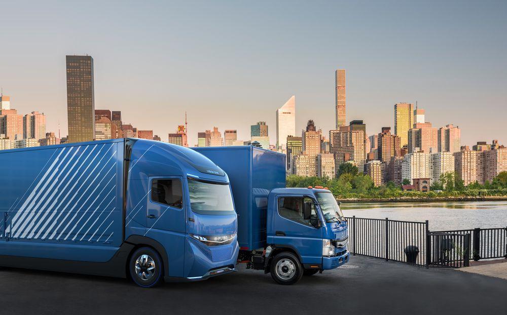 Autobús eléctrico de Daimler