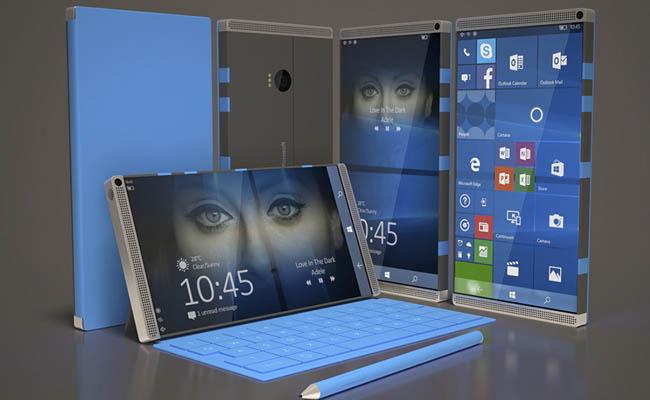 Microsoft tiene nuevas ideas para el mercado móvil