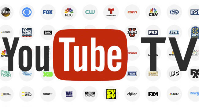 La oferta de YouTube TV