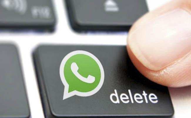 Borrar mensajes en WhatsApp ya es posible