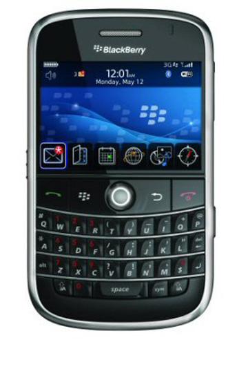 Blackberry 'Bold': todo lo que se puede pedir