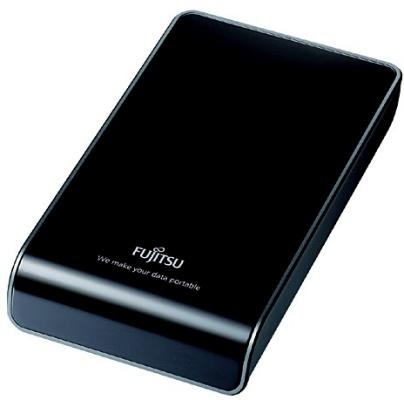 Nuevo disco USB: Fujitsu HandyDrive 400