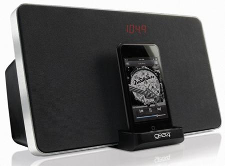 Gear4 HouseParty 4: con dosck para iPhone y diseño común