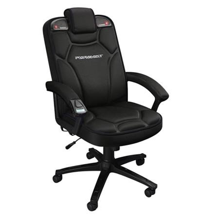 Pyramat pc sound chair 2 1 silla para jugones for Silla ordenador gaming