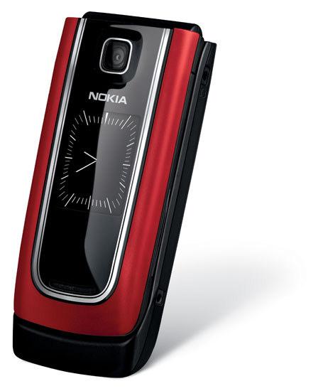 Nokia 6555, un 3G con estilo