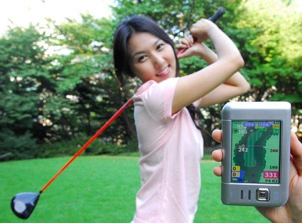 HP iPAQ rx5965, para amantes del golf