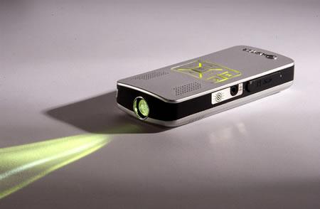 Mint V10, el proyector más pequeño del mundo