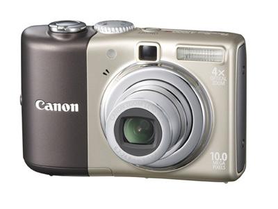 Seguimos con los nuevos modelos de Canon, ahora la A1000 IS