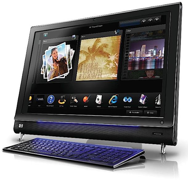 Ordenadores con pantallas t ctiles de gran tama o - Fotos de ordenadores ...