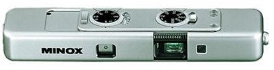 Minox SpyCam, cámara digital ultrapequeña