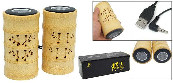 Productos hechos con bambú