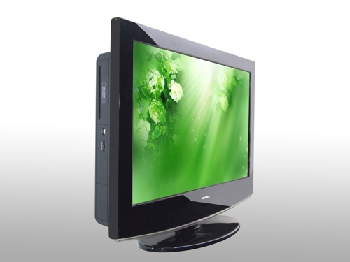 Televisor DMtech DM-32XF-FHD con DVD incorporado