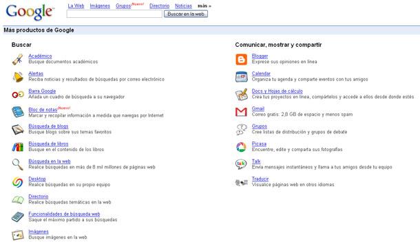 Google Drive, una nueva forma de almacenar información