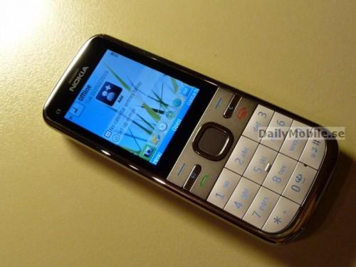 Nokia C5 vendría con Symbian S60v3
