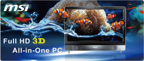 MSI Full HD 3D
