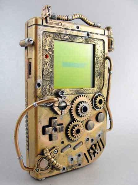 Nuevo Game Boy