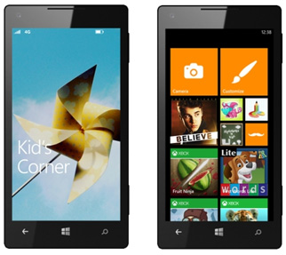 Smartphones Windows Phone