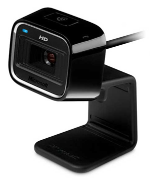 DE LA FAMILIA LIFECAM HD DE MICROSOFT