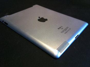 Posible diseño del nuevo iPad2