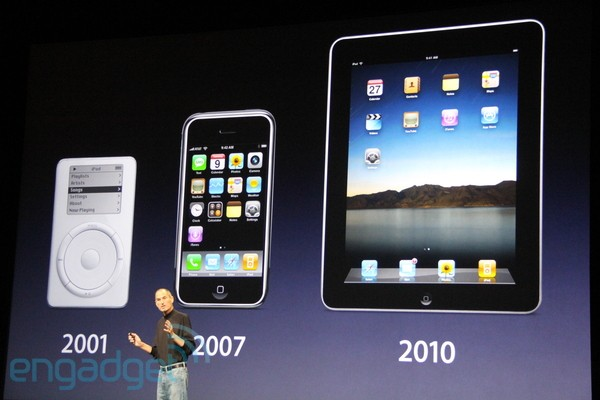 Keynote iPad 2