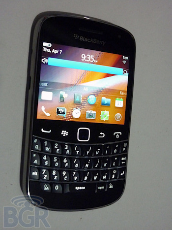 BlackBerry Bold Touch