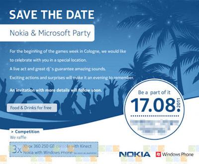 Evento Nokia y Microsoft