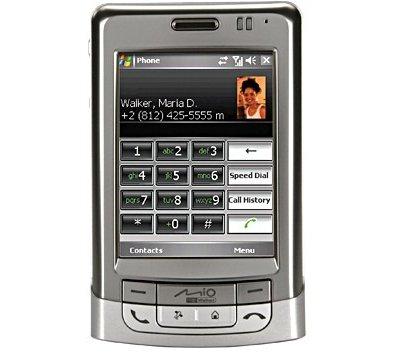 windows mobile mio a501