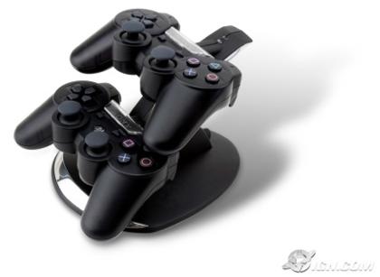 Carga tu mando de PS3 con Nyko