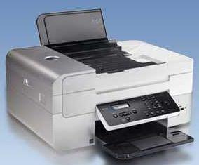 Impresora inalámbrica de Dell