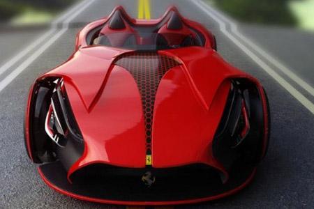 diseño del coche