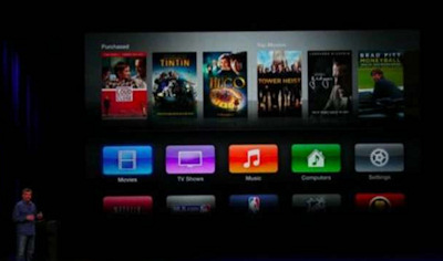 Presentacion Apple TV
