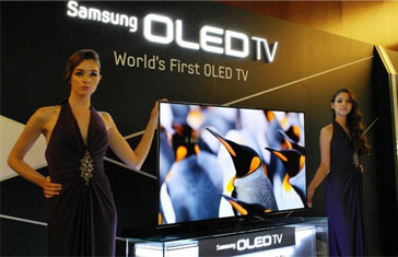 Television OLED