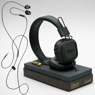 Auriculares Marshall