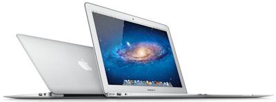MacBook Air y MacBook Pro