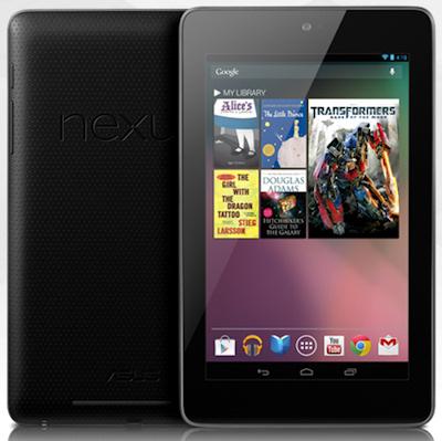Nexus Tab 7