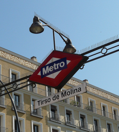 Metro de Madrid