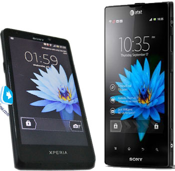 Smartphones Xperia