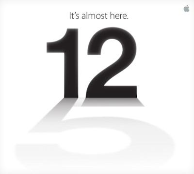 Keynote de presentación del iPhone 5